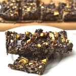 Peanut Butter Banana Granola Bar