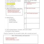 Blogger Worksheets: Keep your Blog Growing