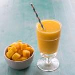 Mango Moscato Smoothie