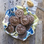 Chocolate Flourless Protein Muffins + Meal Planning Ideas