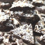 Coconut Mocha Bark