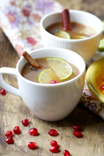 Fruit Spice Tea | Hot Tea Recipes To Beat The Cold Weather