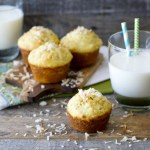 Toasted Coconut Muffins