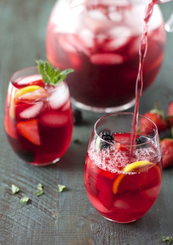 Passion Fruit Tea
