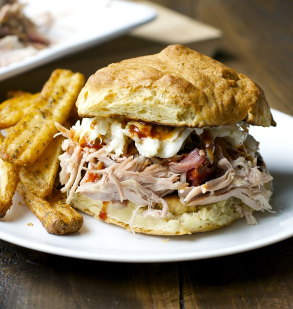 BBQ Pulled Pork: How to Smoke a Boston Butt