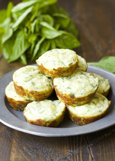 These light and fluffy Spinach and Havarti Puffs are packed with fresh veggies and loads of cheese!