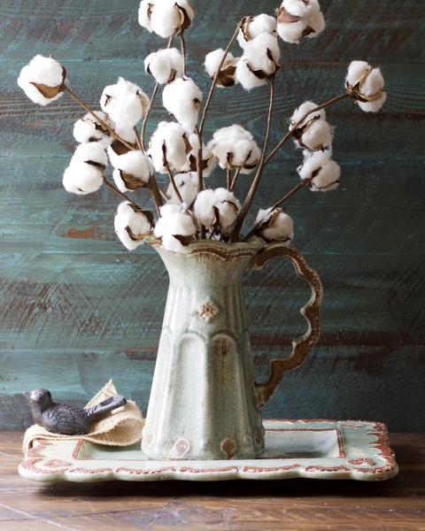 Small Cotton Stems