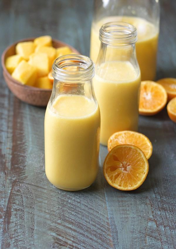 Citrus Vanilla Smoothie