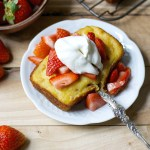 Strawberry Shortcake Bread