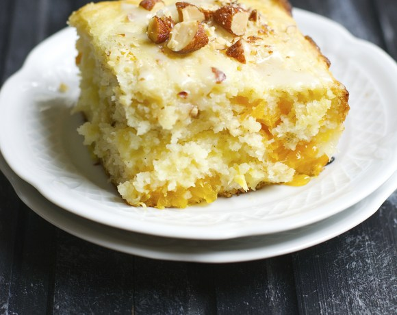 Citrus Vanilla Coffee Cake