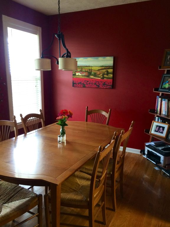 An Affordable DIY Farmhouse Dinning Room! How We Turned An Ordinary House  Into A Stylish