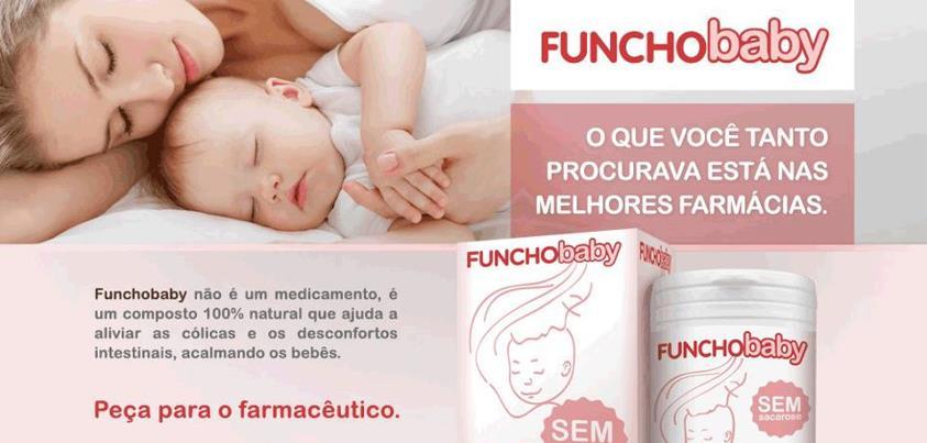 Funchicórea para bebê