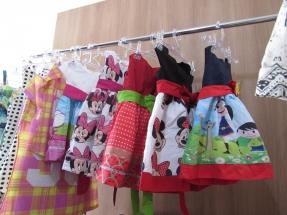 Vestidos Temáticos e Vestidos Infantis Mãe Club