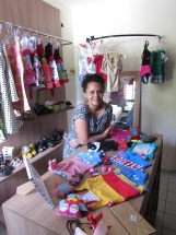 Alê Lima e os Vestidos Mãe Club