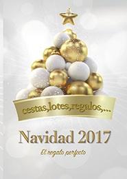 Catalogo Cestas y Lotes de Navidad 2017