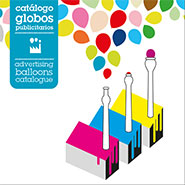 Catálogo Globos Publicitarios 2016