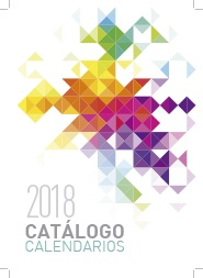 Catálogo Calendarios 2018