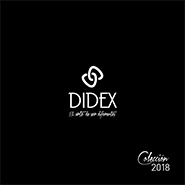 Catalogo Dídex 2018