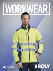 ROLY Catalogo Workwear 2017