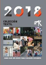 Catálogo ZK 2018