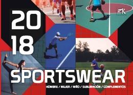 Catálogo Sportswear ZK 2018