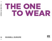 RUSSELL 2018 - The One To Wear