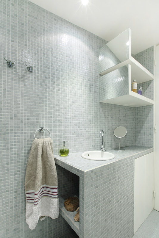 Salles de bain - maéma architectes
