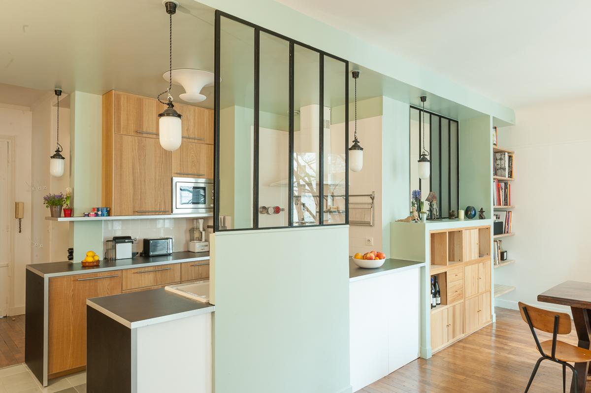 separation cuisine verriere bar de s paration cuisine salon collection et separation cuisine. Black Bedroom Furniture Sets. Home Design Ideas