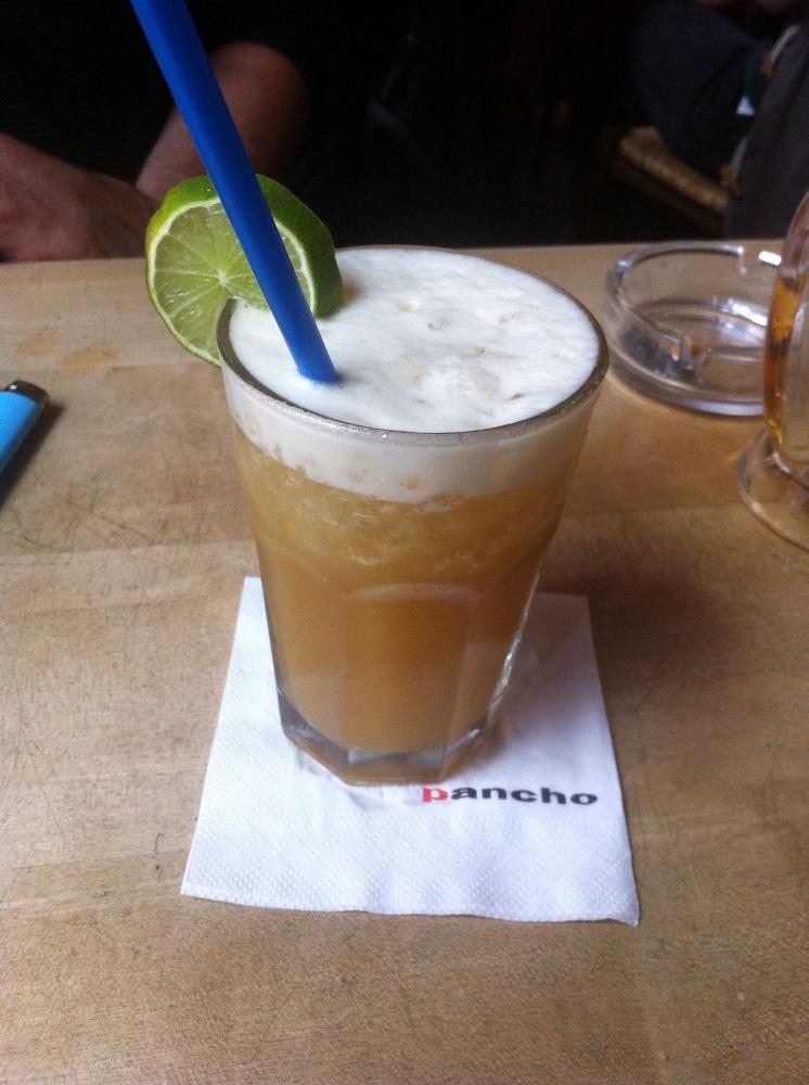 Mein Lieblingscocktail im Pancho - Der Mai Tai