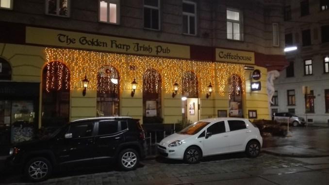 Das Golden Harp in der Josefstadt