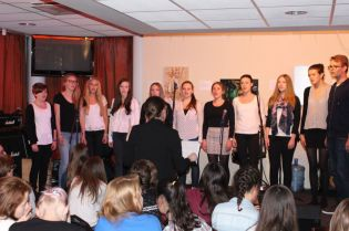 Comenius2014_Konzert im Theatercafe2