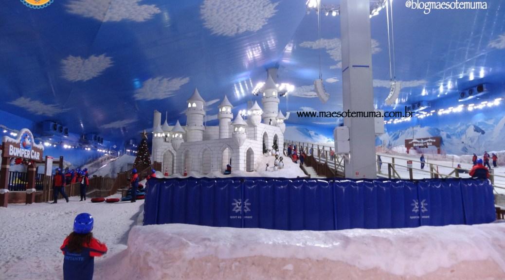 parque de gelo