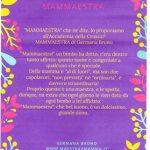 poesia per la maestra di Germana Bruno MAMMAESTRA