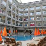 Hotel SULTAN SIPAHI RESORT Alanja