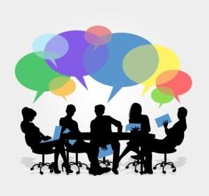 siluetas-de-reunion-de-negocios-con-colores_23-2147495190
