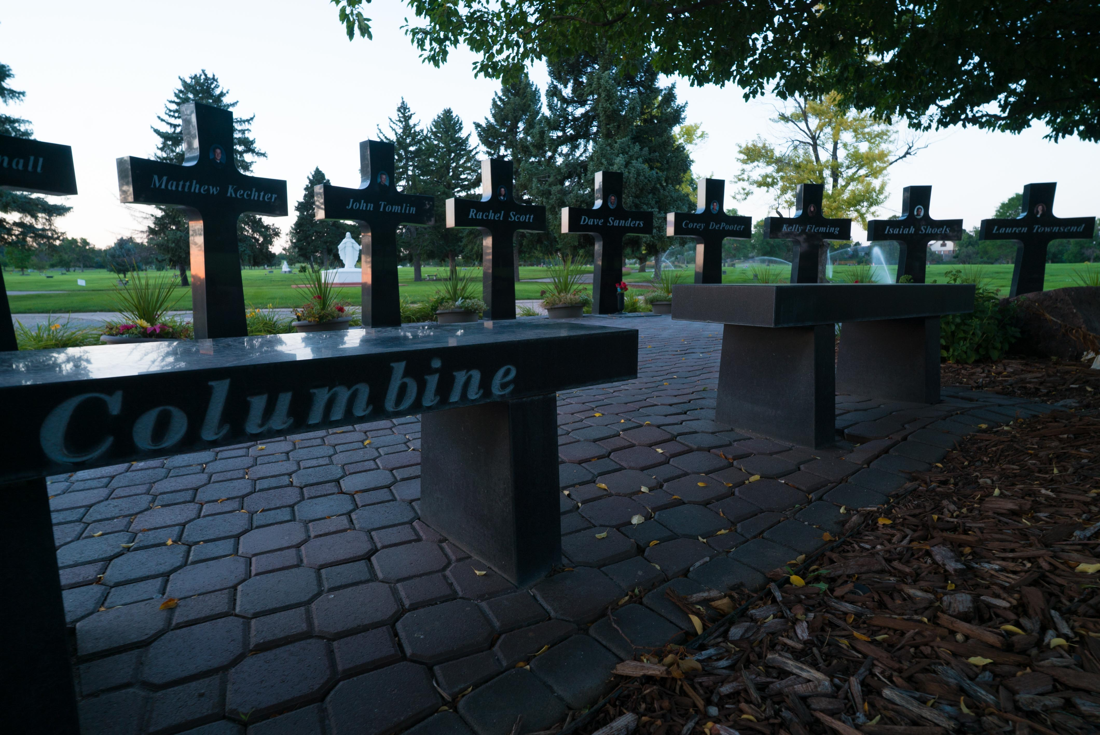 Columbine Memorial Maestro Agnew