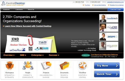 CentralDesktop
