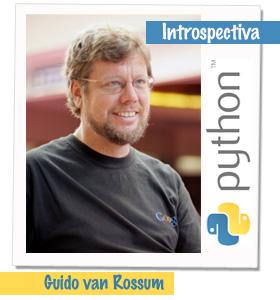 Guido van Rossum de Python