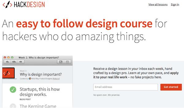 course-hack-design
