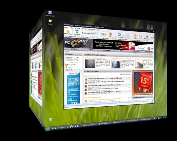 Yet Another Desktop Manager 3D