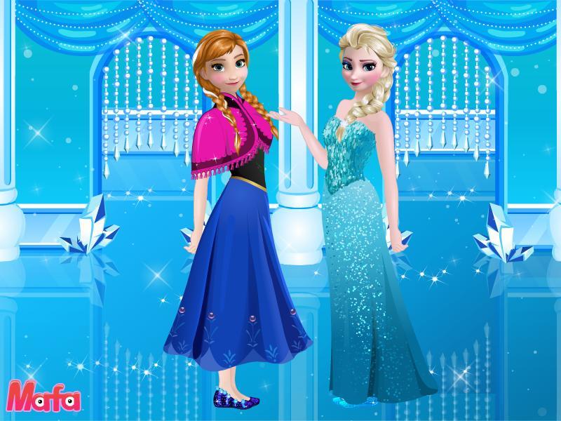 Elsa And Anna Dress Up Games Mafa Guest S Creation Com