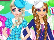 Mafa Fairytale Dress Up Screenshot 1 Barbie Makeup Games