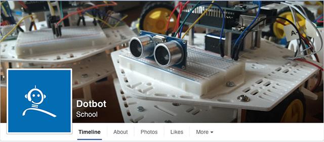 DotBot-pagina-facebook
