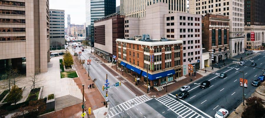 Deadliest Intersections In Maryland