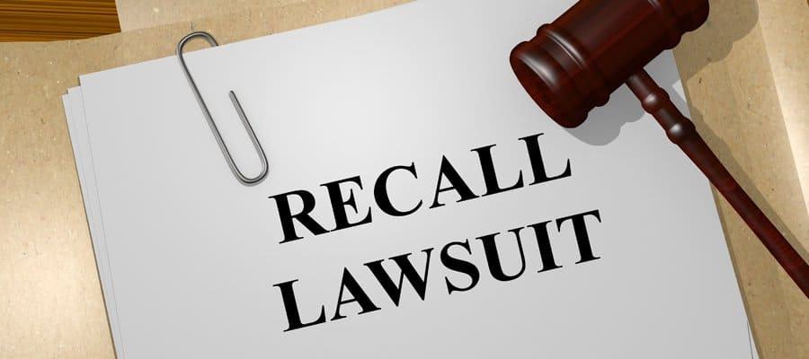 Top Four Product Recalls Of 2018