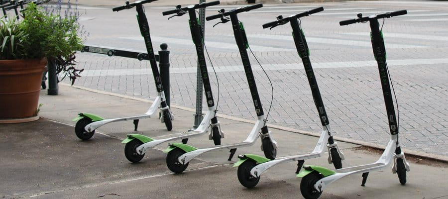 Bird, Lime E-Scooters Surge In Popularity In Baltimore, MD: Safety Concerns Remain