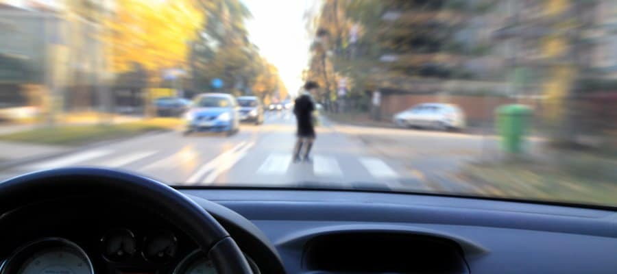 Top Causes Of Pedestrian Accidents In Maryland