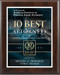 10 Best Attorneys Award