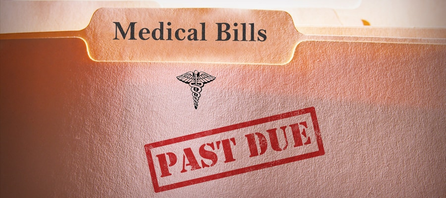 Paying Medical Bills While Your Maryland Injury Case Is Pending