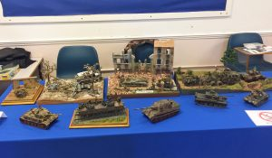Some of Dave Burton's WWII dioramas